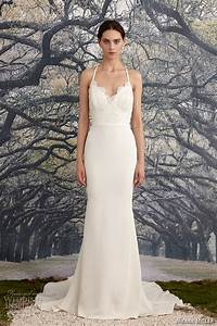 nicole miller bridal spring 2016 wedding dresses wedding With nicole wedding dress