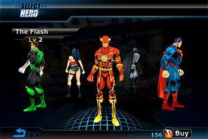 The Flash in Video Games, Part 2: Justice League: Earth's ...