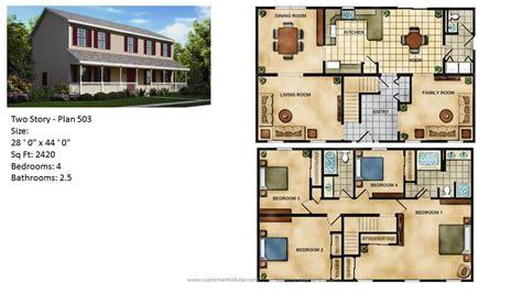 Modular Homes By Supreme Modular Featured Modular Home Two