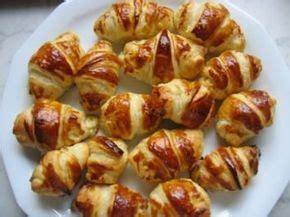 schinken kaese hoernchen rezept fingerfood rezepte