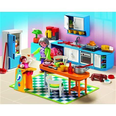 cuisine playmobile playmobil 5329 cuisine avenue des jeux