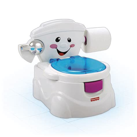 siege fisher price la prima toilette