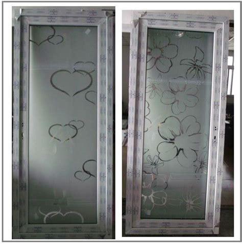 frosted glass aluminium bathroom doors designs view
