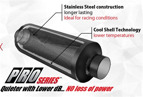 Flowmaster's Race Muffler Line Has You Covered