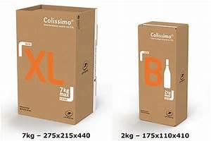 Boite Colis Poste Dimensions : les emballages affranchir ~ Nature-et-papiers.com Idées de Décoration