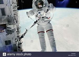NASA astronaut Story Musgrave participates in a safety ...