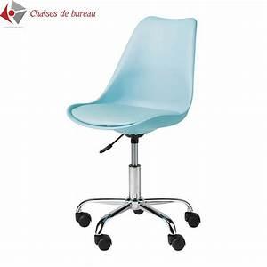 Chaise Pour Bureau : chaise pour baie informatique ~ Teatrodelosmanantiales.com Idées de Décoration