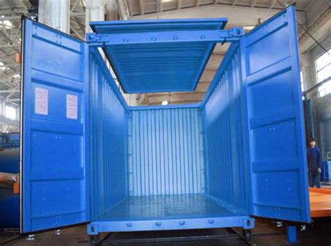 Open Top Shipping Containers  Shipping Containers For