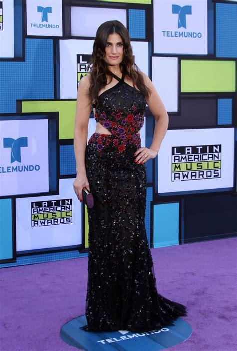 Idina Menzel – Latin American Music Awards in Hollywood 10 ...