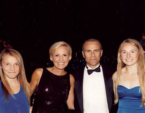 James Hoffer- MSNBC's Mika Brzezinski' husband