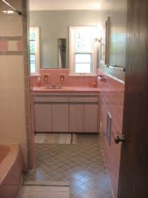 retro pink bathroom ideas 40 vintage pink bathroom tile ideas and pictures