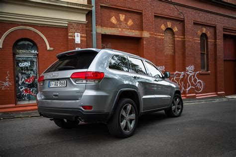 jeep grand cherokee limited diesel review caradvice
