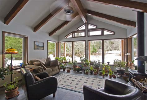projects included a sunroom addition a kitchen remodel