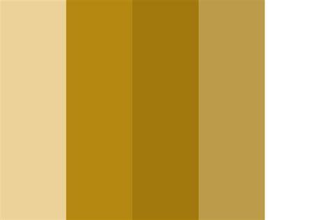 gold color photoshop gold gradient color palette