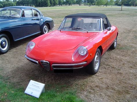 1968 Alfa Romeo Spider  Hagerty  Classic Car Price Guide