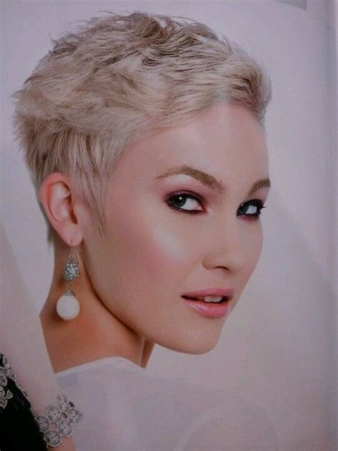 post chemo hair ideas images  pinterest