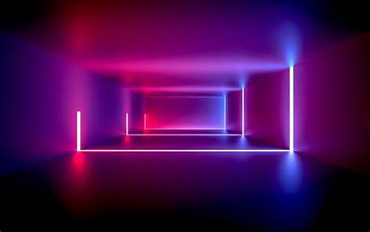 Neon Purple Abstract Wallpapers