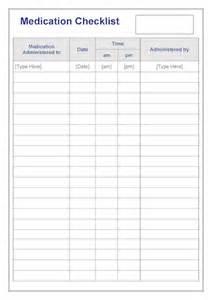 HD wallpapers printable medication reminder chart