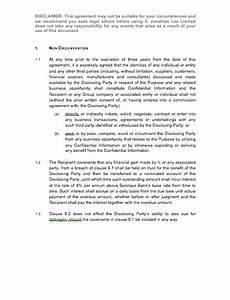non circumvention clause template eloquens With non circumvention non disclosure agreement template