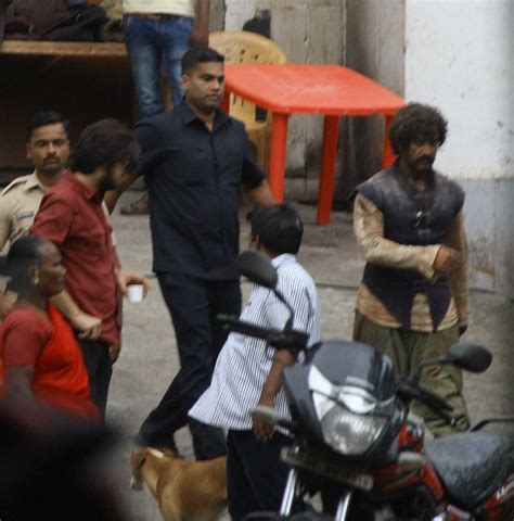 Amitabh Bachchan Is Ferocious In His New Look From Thugs