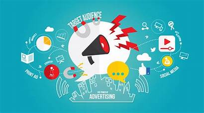 Advertising Marketing Promotion Services Concept