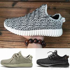 2017 Kanye West 350 Boost Shoes Yzy Boost Sneakers Brand ...