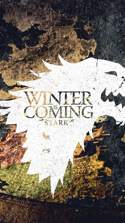 Thrones Winter Coming Stark Wallpapers Android Device