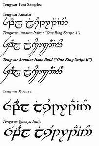 Pin Tolkien Elvish Language Translator Picture on Pinterest