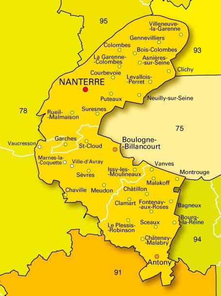 sous préfecture d 39 antony 92 plan d 39 accès carte des hauts de seine hauts de seine carte du