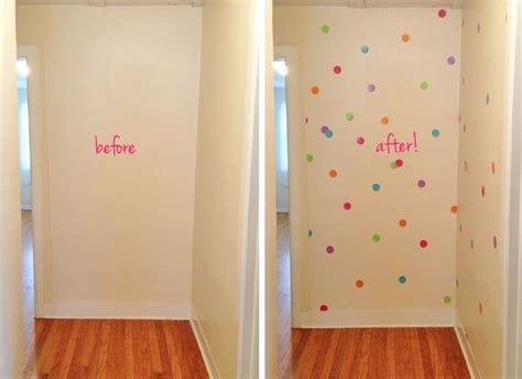 In Wall Ls For Bedroom by 1000 Ideas About Confetti Wall On Polka Dot