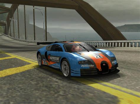Added on january 17, 2008. Need For Speed Hot Pursuit 2 Bugatti Veyron (Stage 4) | NFSCars
