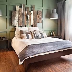 Deco Chambre Bois : decoration chambre bois de grange ~ Melissatoandfro.com Idées de Décoration