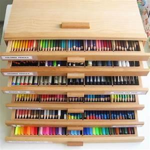 25+ best ideas about Art Supplies Storage on Pinterest