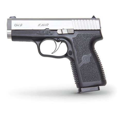 Kahr Arms Cw9 9mm Double Action Compact Pistol Cw9093  Rk
