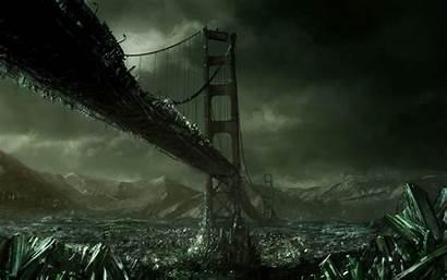 Dark Science Tiberium Fiction Crystal Conquer Command