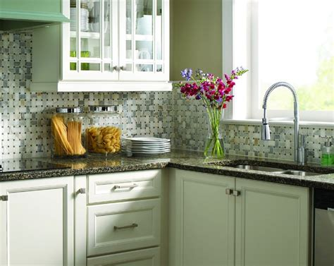 Marble Basketweave Backsplash : Basketweave Kitchen Backsplash