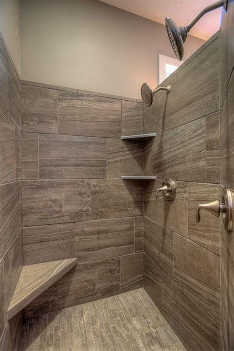 walk  tile master shower  corner seat  corner