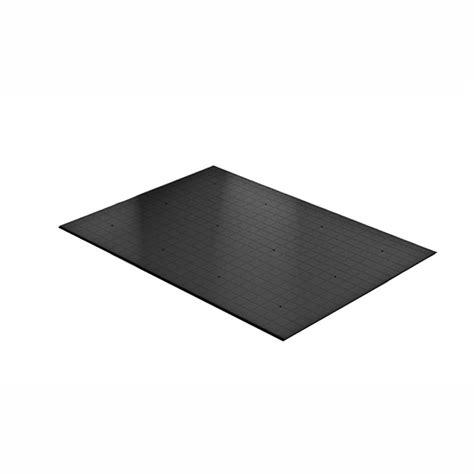 lowes flooring kit shop barrette 8 ft x 6 ft hdpe storage shed floor kit at lowes com