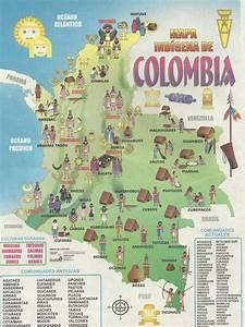 mapa de las culturas indigenas 8d linaluna25