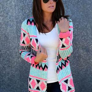 Neon Life Cardi from The Rage