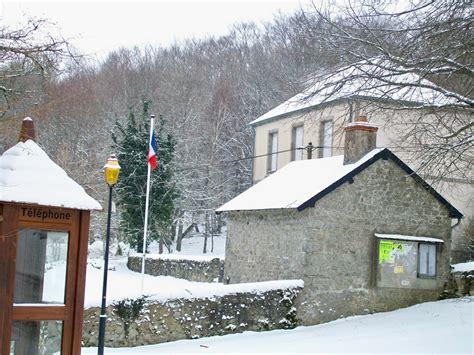 photo 224 uchon 71190 paysages d hiver uchon 47063