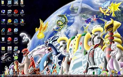 Pokemon Pc Wallpapers 3d Background Awesome Moving