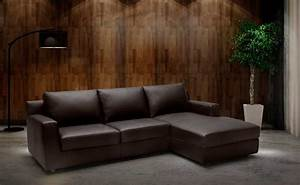Modern sectional sofa sleeper nj aletha leather sectionals for Sectional sleeper sofa nj