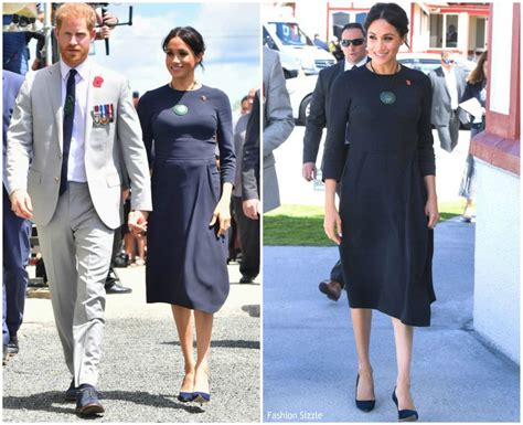 Meghan, Duchess of Sussex In Stella McCartney @ Te ...