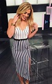 Carissa Culiner from E! News Look of the Day
