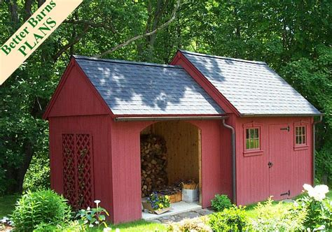 barns hardware  plans  wood storage
