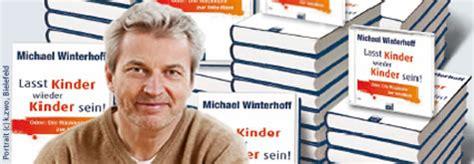 """Jan 19, 2021 · eil: Michael Winterhoff: """"Lasst Kinder wieder Kinder sein!"""""""