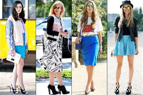 Street Style Fashion with Fantastic Mirrored Sunglasses | Gorgeautiful.com