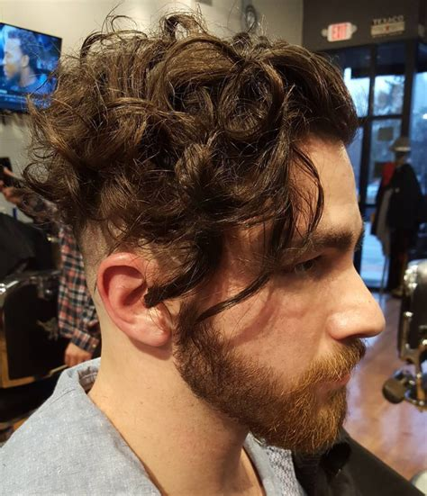 Any of these long hairstyles for men can easily be achieved with the right techniques, tools, and products. 18 Curly Hairstyles for Men To Look Charismatic - Haircuts ...