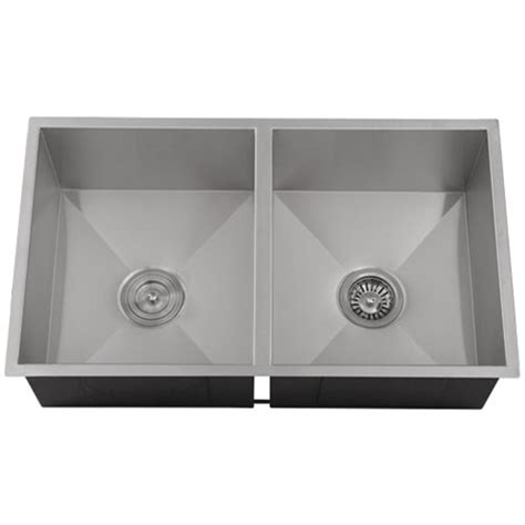 where are ticor sinks manufactured ticor s6501 undermount 16 stainless steel kitchen